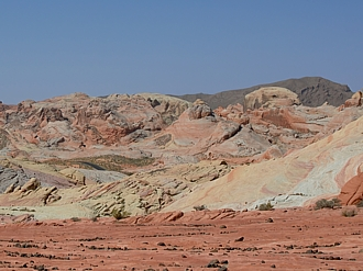 Valley of Fire State Park (Nevada).